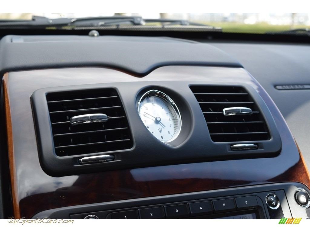2009 Quattroporte  - Grigio Touring (Silver) / Nero photo #1
