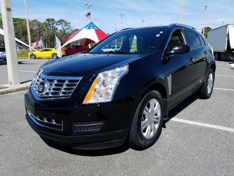 Black Raven 2015 Cadillac SRX Luxury