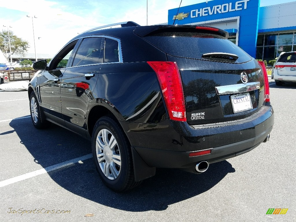 2015 SRX Luxury - Black Raven / Shale/Brownstone photo #3