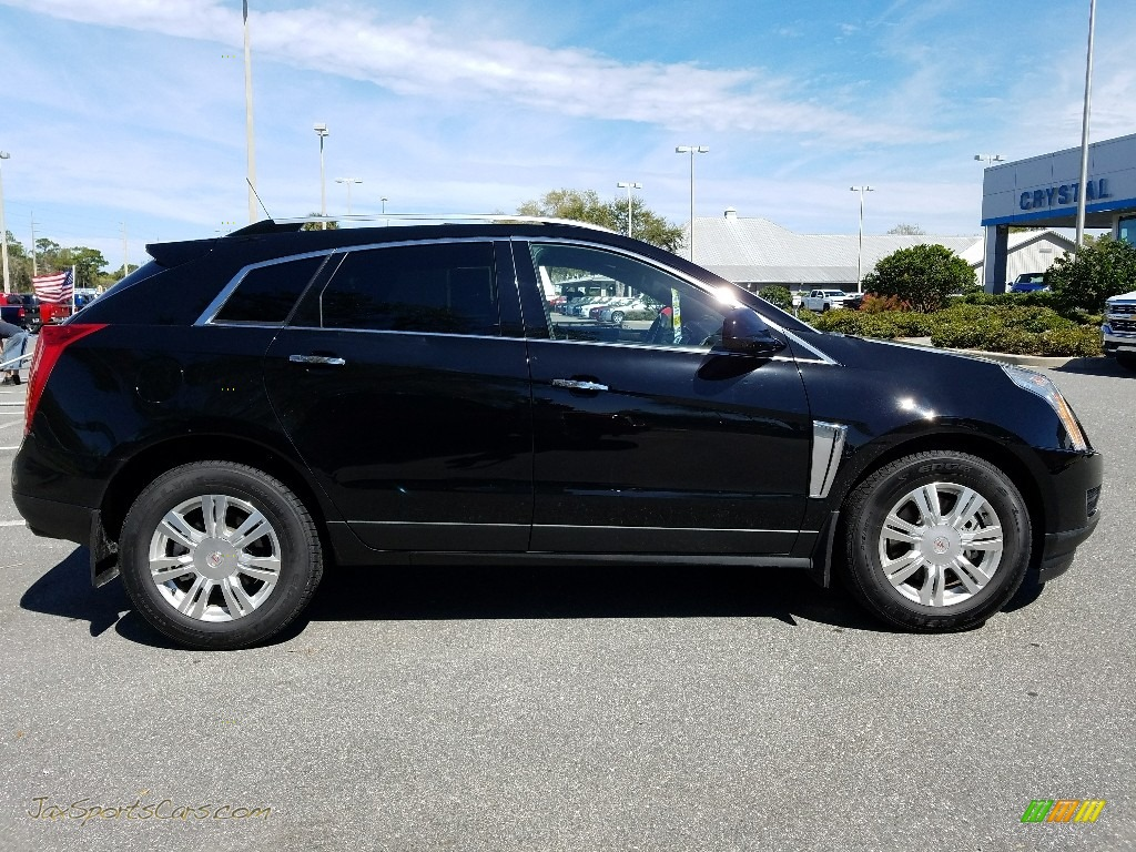 2015 SRX Luxury - Black Raven / Shale/Brownstone photo #6