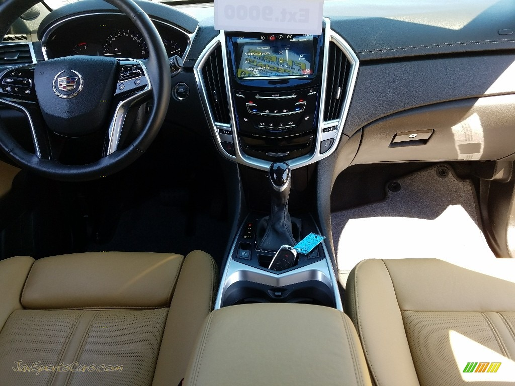 2015 SRX Luxury - Black Raven / Shale/Brownstone photo #13