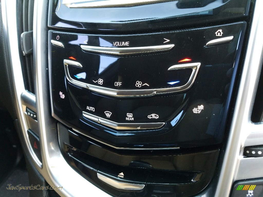 2015 SRX Luxury - Black Raven / Shale/Brownstone photo #16