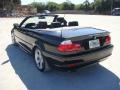 BMW 3 Series 325i Convertible Black Sapphire Metallic photo #5