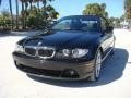 BMW 3 Series 325i Convertible Black Sapphire Metallic photo #30