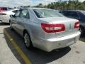 Lincoln MKZ Sedan Vapor Silver Metallic photo #4