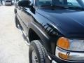 GMC Sierra 2500HD SLT Crew Cab 4x4 Onyx Black photo #10