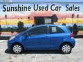 Toyota Yaris 3 Door Liftback Blazing Blue Pearl photo #2