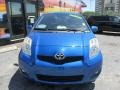 Toyota Yaris 3 Door Liftback Blazing Blue Pearl photo #4
