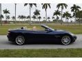 Maserati GranTurismo Convertible GranCabrio Blu Mediterraneo (Blue Metallic) photo #2