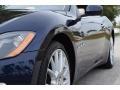 Maserati GranTurismo Convertible GranCabrio Blu Mediterraneo (Blue Metallic) photo #11