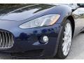Maserati GranTurismo Convertible GranCabrio Blu Mediterraneo (Blue Metallic) photo #12