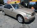 Mercedes-Benz C 240 Sedan Desert Silver Metallic photo #2