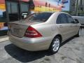 Mercedes-Benz C 240 Sedan Desert Silver Metallic photo #7