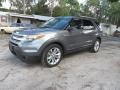 Ford Explorer XLT Sterling Gray photo #3