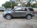 Ford Explorer XLT Sterling Gray photo #4