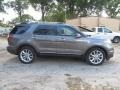 Ford Explorer XLT Sterling Gray photo #5