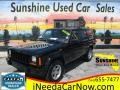 Jeep Cherokee Sport 4x4 Black photo #1