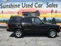 Jeep Cherokee Sport 4x4 Black photo #2