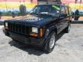 Jeep Cherokee Sport 4x4 Black photo #4
