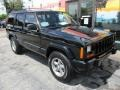 Jeep Cherokee Sport 4x4 Black photo #5