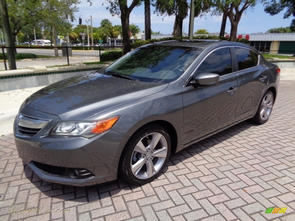 Polished Metal Metallic / Parchment Acura ILX 2.0L Technology