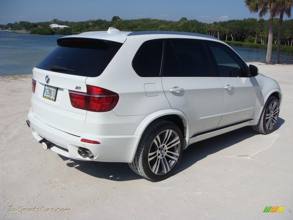 2011 X5 xDrive 35i - Alpine White / Cinnamon photo #7