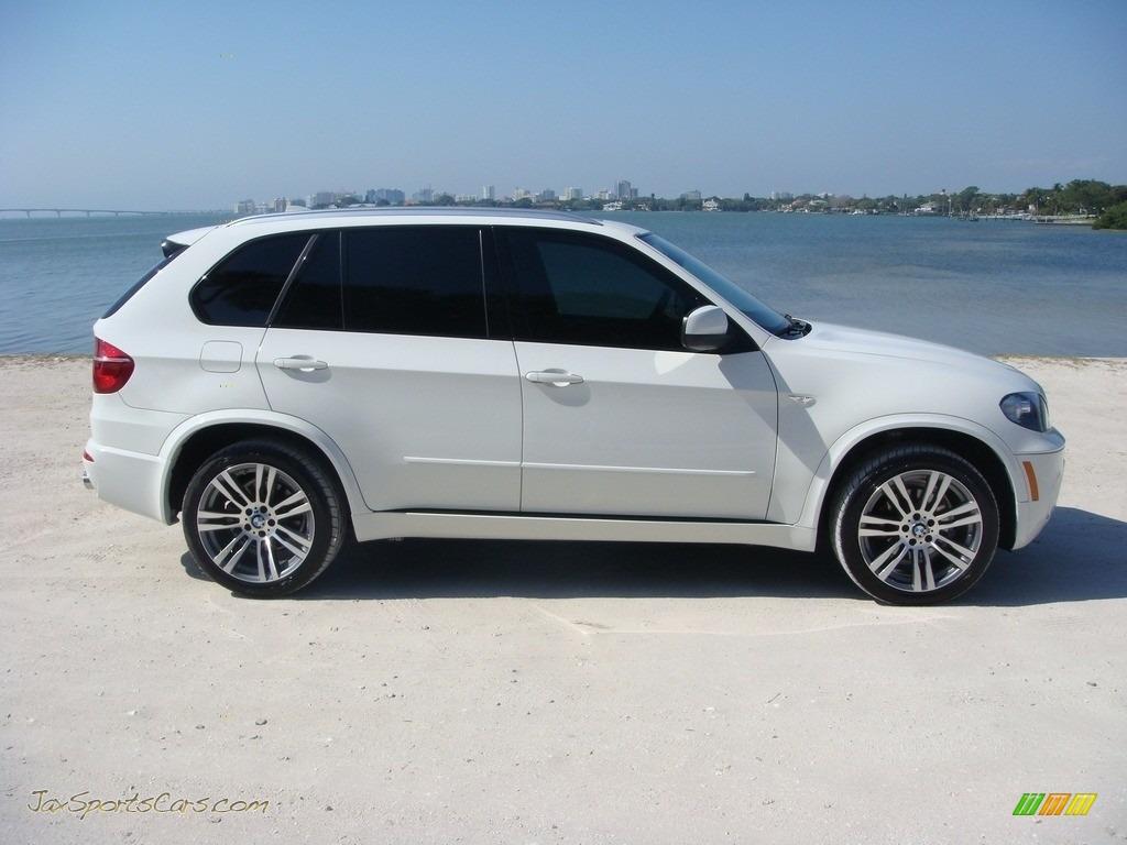 2011 X5 xDrive 35i - Alpine White / Cinnamon photo #8