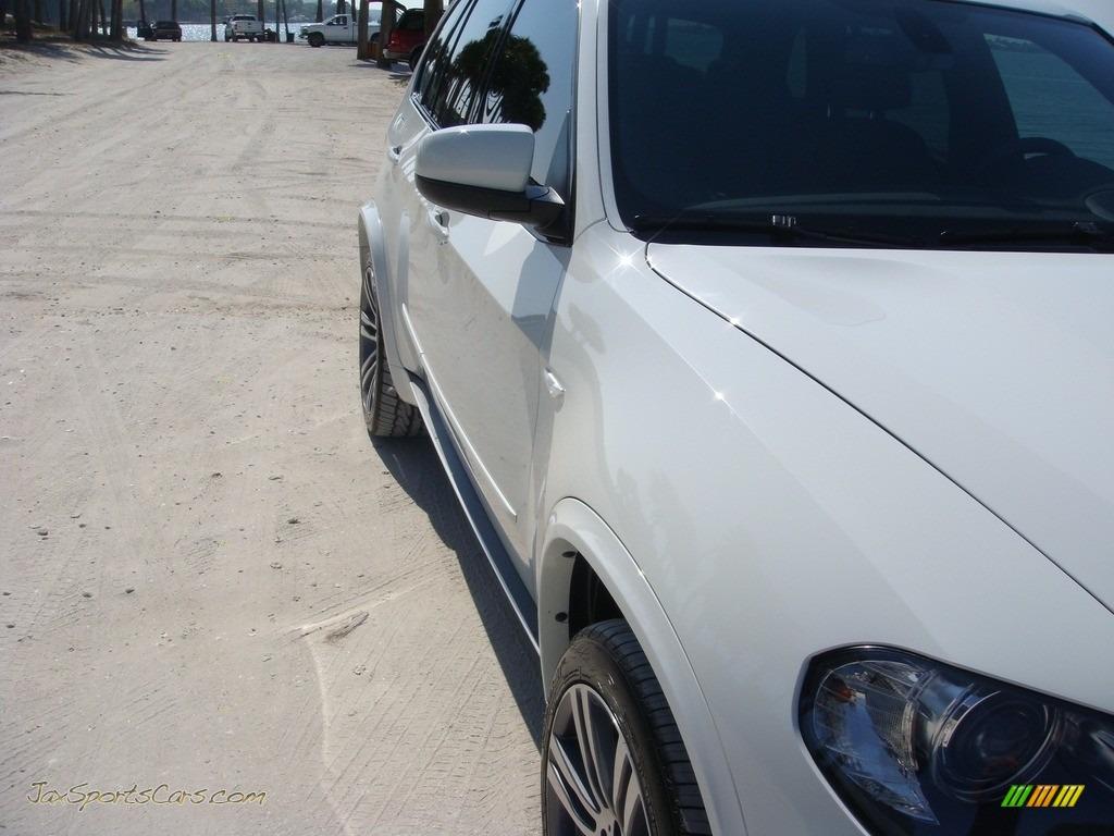 2011 X5 xDrive 35i - Alpine White / Cinnamon photo #9