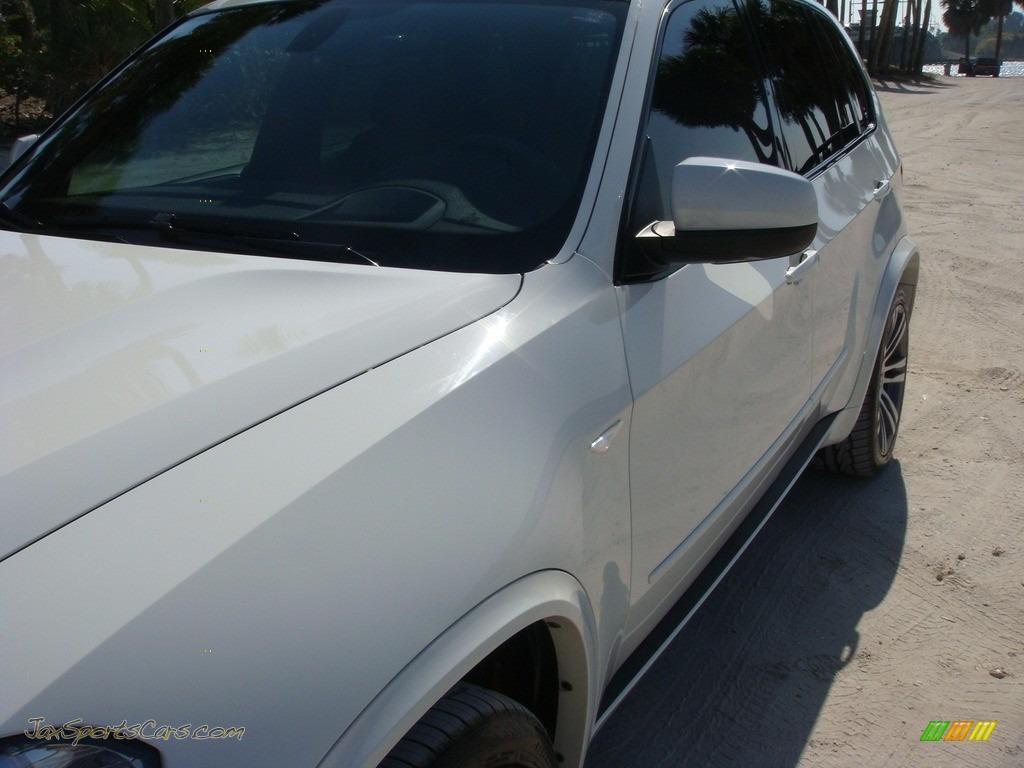 2011 X5 xDrive 35i - Alpine White / Cinnamon photo #10