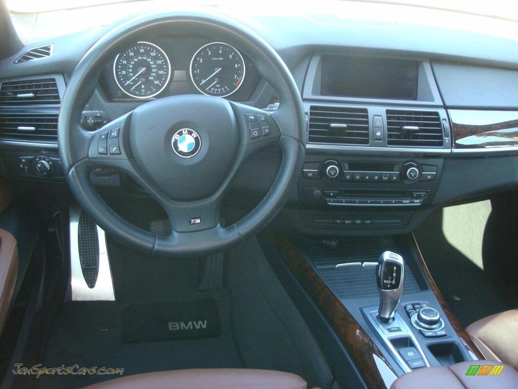 2011 X5 xDrive 35i - Alpine White / Cinnamon photo #14
