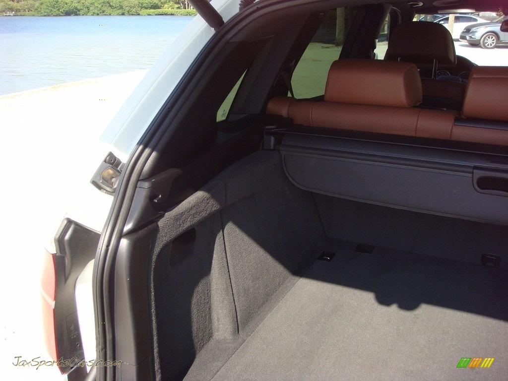 2011 X5 xDrive 35i - Alpine White / Cinnamon photo #16