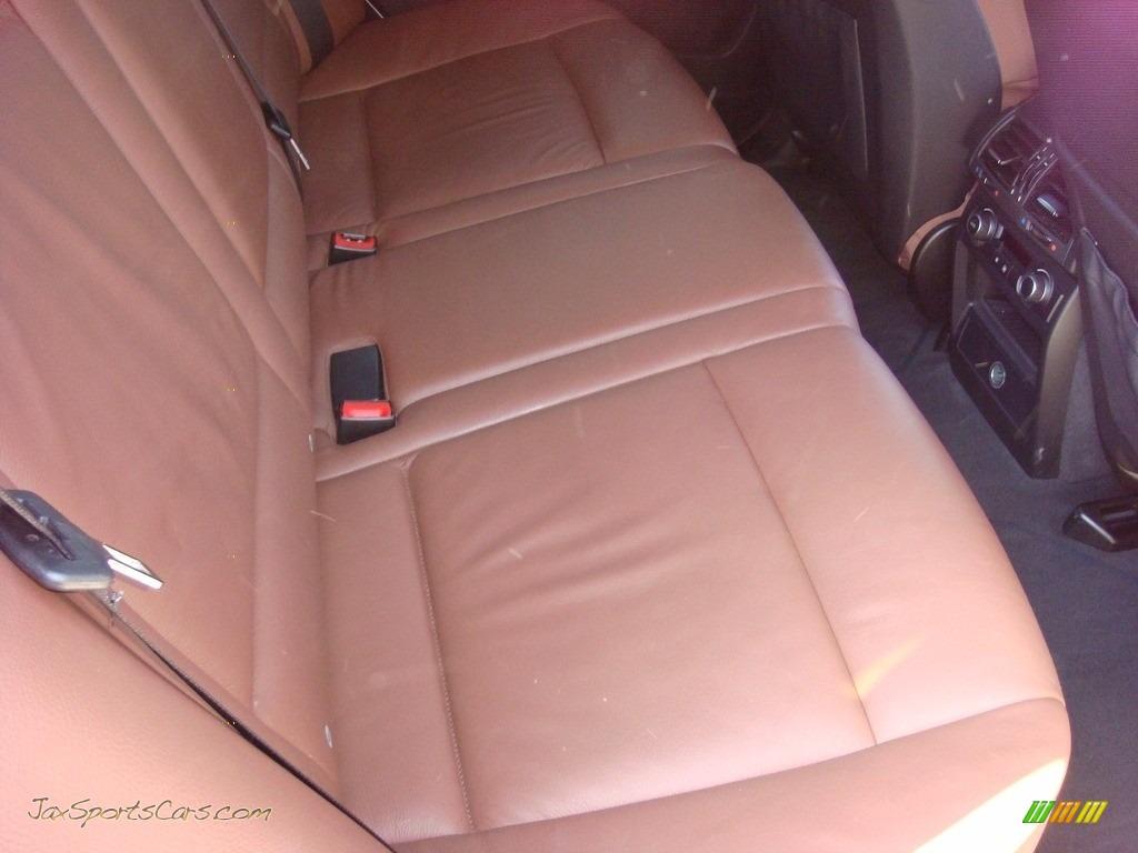2011 X5 xDrive 35i - Alpine White / Cinnamon photo #19