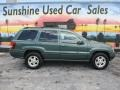 Jeep Grand Cherokee Laredo Onyx Green Pearlcoat photo #2