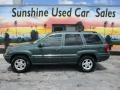 Jeep Grand Cherokee Laredo Onyx Green Pearlcoat photo #3