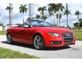 Audi S5 3.0 TFSI quattro Cabriolet Brilliant Black photo #1