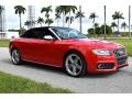Audi S5 3.0 TFSI quattro Cabriolet Brilliant Black photo #22
