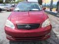 Toyota Corolla S Impulse Red photo #4