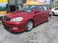 Toyota Corolla S Impulse Red photo #6