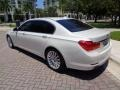BMW 7 Series 750Li Sedan Mineral White Metallic photo #5