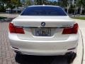 BMW 7 Series 750Li Sedan Mineral White Metallic photo #7