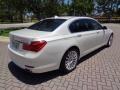 BMW 7 Series 750Li Sedan Mineral White Metallic photo #9