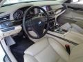 BMW 7 Series 750Li Sedan Mineral White Metallic photo #14