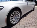 BMW 7 Series 750Li Sedan Mineral White Metallic photo #53