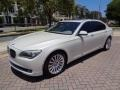 BMW 7 Series 750Li Sedan Mineral White Metallic photo #71