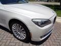 BMW 7 Series 750Li Sedan Mineral White Metallic photo #75