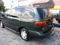 Toyota Sienna XLE Woodland Pearl Green Metallic photo #8