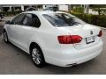 Volkswagen Jetta SE Sedan Pure White photo #6