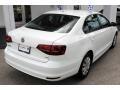 Volkswagen Jetta S Pure White photo #9