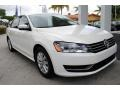 Volkswagen Passat 2.5L Wolfsburg Edition Candy White photo #2