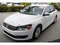 Volkswagen Passat 2.5L Wolfsburg Edition Candy White photo #4